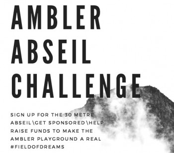 Join in with the Ambler Abseil Challenge