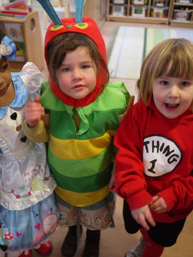 Ambler Children's Centre | World Book Day 2017 – photo 1 (26)