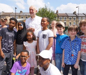 Jeremy Corbyn joins terrific turnout at Ambler's 'Great Get Together' celebration