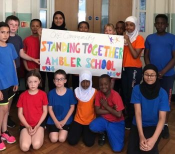 Ambler 'Stands Together' to raise funds after Finsbury Park terror attack