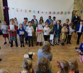 Ambler's annual 'One World Day' delights all, uniting us in diversity
